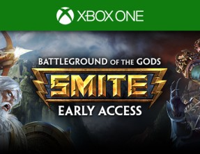 Review: SMITE Alpha for Xbox