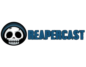 ReaperCast is available on iTunes & Google Play Podcasts