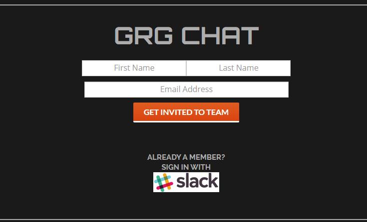 GRG Clan Chat   Grim Reaper Gamers